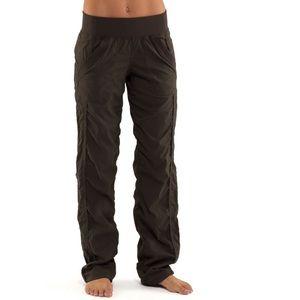 Lululemon Brown Quick Step Pants Size 4